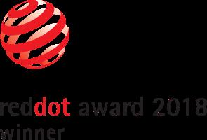 Red Dot Award: Design Concept 2018
